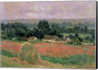 Haystack at Giverny, 1886 Fine-Art Print
