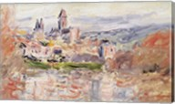 The Village of Vetheuil, c.1881 Fine-Art Print