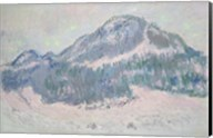 Mount Kolsaas, Norway, 1895 Fine-Art Print