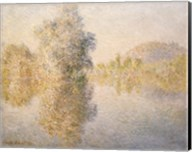 Early Morning on the Seine at Giverny, 1893 Fine-Art Print