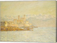 The Old Fort at Antibes Fine-Art Print
