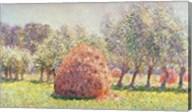 Haystacks, 1893 Fine-Art Print