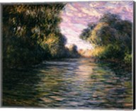 Morning on the Seine, 1897 Fine-Art Print