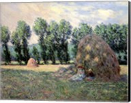 Haystacks, 1885 Fine-Art Print