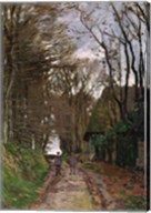 Path in Normandy Fine-Art Print