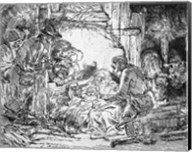 Nativity, 1654 Fine-Art Print