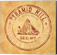 Pyramid Hill Fine-Art Print