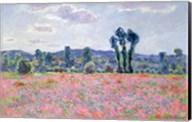 Poppy Field, 1887 Fine-Art Print