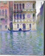 Palazzo Dario, 1908 Fine-Art Print