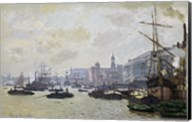 The Thames at London, 1871 Fine-Art Print