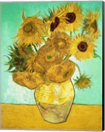Sunflowers, 1888 Fine-Art Print