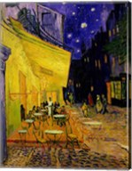 Cafe Terrace, Place du Forum, Arles, 1888 Fine-Art Print