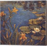 Tiger Lilies Fine-Art Print