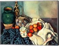 Still Life with Apples Fine-Art Print