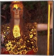 Minerva or Pallas Athena Fine-Art Print