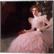 Sonja Knips, 1898 Fine-Art Print