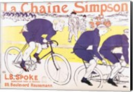 The Simpson Chain, 1896 Fine-Art Print