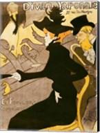 Poster advertising 'Le Divan Japonais', 1892 Fine-Art Print