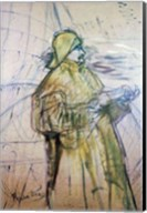 Portrait of Maurice Joyant Fine-Art Print