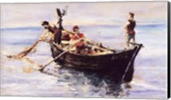 Fishing Boat, 1881 Fine-Art Print