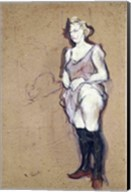 The Blonde, 1894 Fine-Art Print