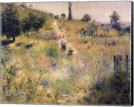 The Path through the Long Grass Fine-Art Print