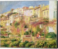 Terrace in Cagnes, 1905 Fine-Art Print