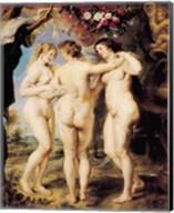 The Three Graces Fine-Art Print