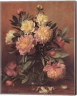 Pink and White Peonies Fine-Art Print