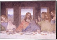 The Last Supper, (post restoration) Fine-Art Print