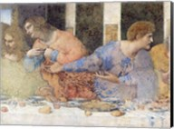 The Last Supper, Detail Fine-Art Print