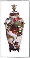 Dragon Vase Fine-Art Print