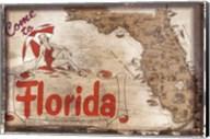 Come to Florida Fine-Art Print