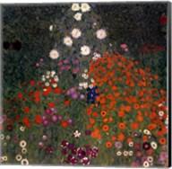 The Flowery Garden, c.1907 Fine-Art Print