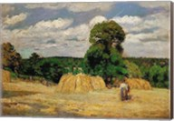 The Harvest, 1876 Fine-Art Print