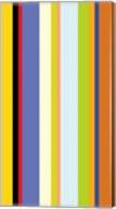 Paprika Stripe Fine-Art Print