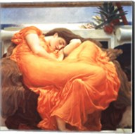 Flaming June Fine-Art Print
