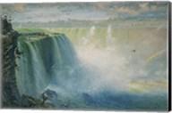 Blue Niagara, 1884 Fine-Art Print