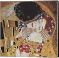 The Kiss (detail) Fine-Art Print