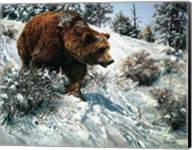 First Snow Fine-Art Print