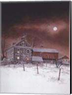 Oley White Fine-Art Print