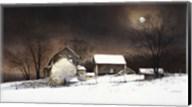 New Moon Fine-Art Print