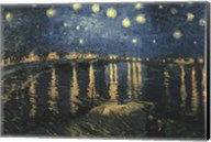 Starry Night Over the Rhone Fine-Art Print
