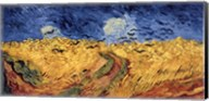 Wheatfield with Crows, 1890 Fine-Art Print