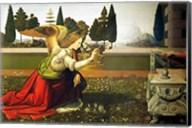 Angel Gabriel, from the Annunciation, 1472-75 Fine-Art Print