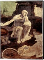 St. Jerome, c.1480-82 Fine-Art Print