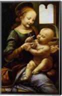 Madonna Benois, c.1478 Fine-Art Print
