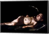 Sleeping Cupid, 1608 Fine-Art Print