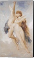 Cupid and Psyche, 1889 Fine-Art Print