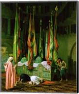 The Shrine of Imam Hussein Fine-Art Print
